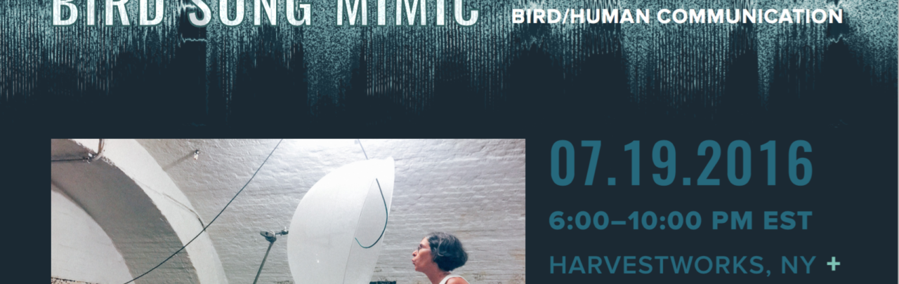 [July 19] Bird Song Mimic: East to West Coast Bird/Human Communication Event