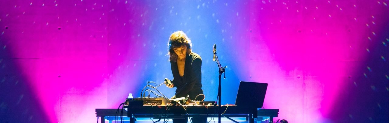 [May 25] Lea Bertucci – Opening Concert for the 2019 New York Electronic Art Festival